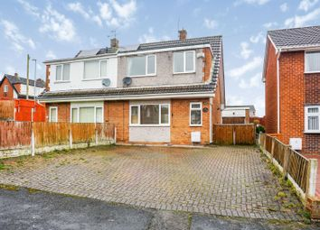 Thumbnail 3 bed semi-detached house for sale in Hafan Deg, Holywell