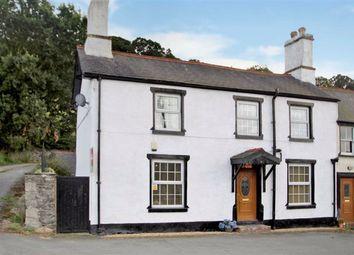 Thumbnail 3 bed end terrace house for sale in Glyndyfrdwy, Corwen