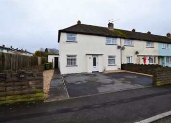 Thumbnail 3 bed end terrace house for sale in Beech Road, Llanharry, Pontyclun