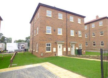 Thumbnail 2 bed town house to rent in Asket Row, Leeds, West Yorkshire