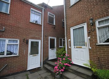 Thumbnail 1 bed terraced house to rent in The Terrace, Copt Oak Road, Markfield