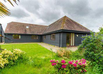 Thumbnail 4 bedroom detached house to rent in Laurels Barn, Upper Rodmersham, Sittingbourne