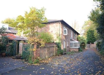 Thumbnail 5 bedroom detached house for sale in Sandfield Park, Liverpool
