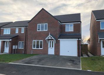 Thumbnail 4 bed detached house to rent in Etal Drive, Amble, Morpeth