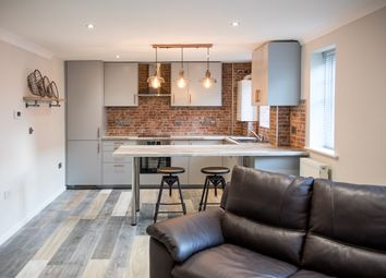 Thumbnail 2 bed flat for sale in St James Village, Gateshead