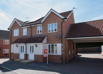 Thumbnail 3 bed link-detached house for sale in Lady Jane Franklin Drive, Spilsby