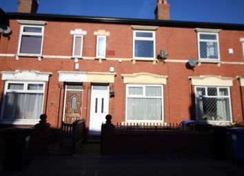 Thumbnail 2 bed terraced house for sale in Belfield Road, Stockport