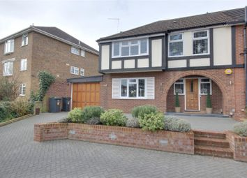 Thumbnail 4 bed property for sale in Waverley Road, Enfield