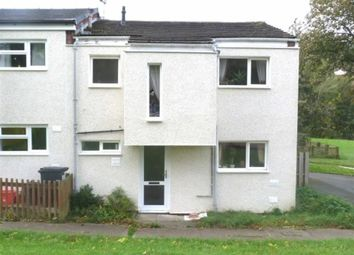 Thumbnail 3 bed terraced house for sale in 210, Lon Masarn, Trehafren, Newtown, Powys