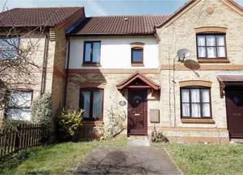 Thumbnail 2 bed terraced house for sale in Gleneagles Drive, Luton