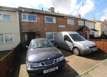 Thumbnail 3 bedroom terraced house for sale in Morpeth Avenue, Leicester