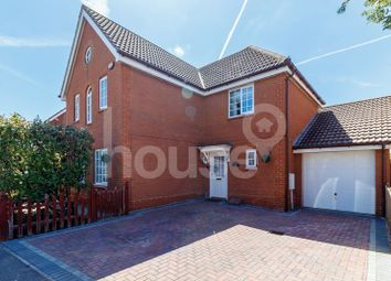 Thumbnail 4 bed detached house for sale in Buckthorne Road, Minster On Sea, Sheerness