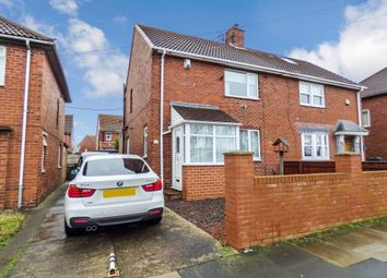 Thumbnail 2 bedroom semi-detached house for sale in Melrose Gardens, Wallsend