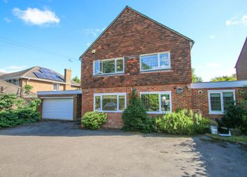 Thumbnail 4 bed detached house to rent in Sandy Lane, Cobham
