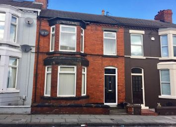 Thumbnail 4 bedroom terraced house for sale in Douglas Road, Anfield, Liverpool