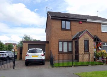 Thumbnail 3 bed semi-detached house to rent in Howdale Road, Hull