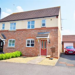 Thumbnail 2 bed semi-detached house for sale in St. Peters Way, Bishopton, Stratford-Upon-Avon
