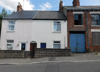 Thumbnail 2 bed terraced house for sale in Coppice Side, Swadlincote
