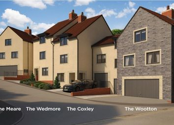 "Thumbnail 2 bed mews house for sale in ""The Coxley"" At Pesters Lane, Somerton TA11, Somerton,"
