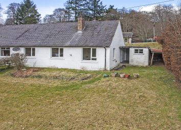 Thumbnail 3 bed semi-detached bungalow for sale in 1 Killiecrankie Cottage, Killiecrankie, Pitlochry