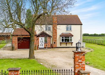 Thumbnail 4 bed equestrian property for sale in Trader Bank, Sibsey