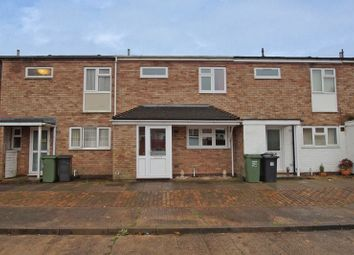 Thumbnail 3 bed terraced house for sale in Wishaw Close, Redditch