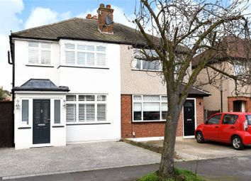 Thumbnail 3 bed semi-detached house for sale in Malvern Way, Croxley Green, Hertfordshire
