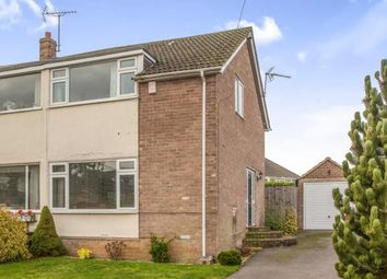 Thumbnail 3 bed semi-detached house for sale in York Lane, Knaresborough, North Yorkshire