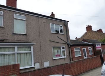 Thumbnail 2 bed flat to rent in Mill Road, Cleethorpes
