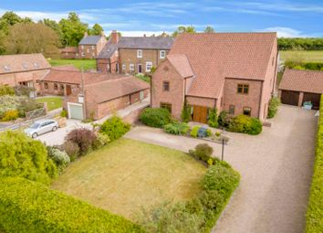 Thumbnail 5 bed detached house for sale in Springs Lane, Sturton-Le-Steeple, Retford