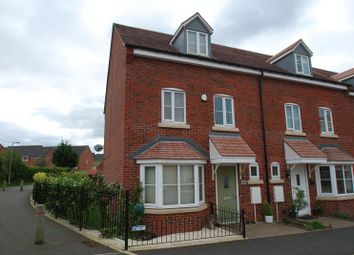 Thumbnail 4 bed terraced house to rent in Wenlock Rise, Bridgnorth