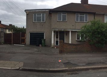 Thumbnail 5 bed end terrace house to rent in Dagenham, Essex