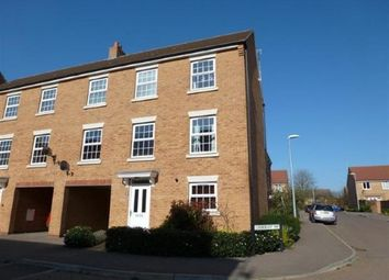 Thumbnail 5 bed semi-detached house for sale in Cormorant Way, Leighton Buzzard, Bedford, Bedfordshire