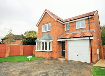 Thumbnail 4 bedroom detached house to rent in Mill Court, Mansfield, Nottinghamshire