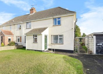 Thumbnail 3 bedroom semi-detached house for sale in Church Side, Newbury