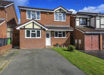 Thumbnail 4 bed detached house for sale in Swansmede Way, Stirchley, Telford, Shropshire