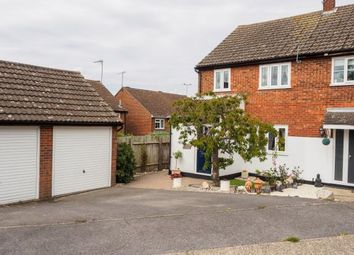 Thumbnail 4 bed semi-detached house for sale in Montpelier Close, Billericay