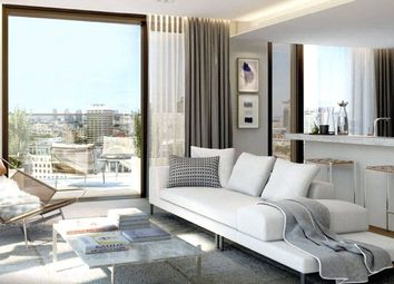 Thumbnail 1 bed flat for sale in One Casson Square, Southbank Place