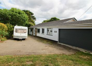 Thumbnail 4 bed detached bungalow for sale in Wendron, Helston