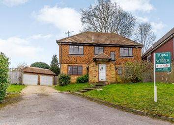 Thumbnail 4 bedroom detached house for sale in The Willows, Chiddingfold, Godalming