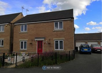 Thumbnail 4 bed detached house to rent in Bayston Court, Peterborough