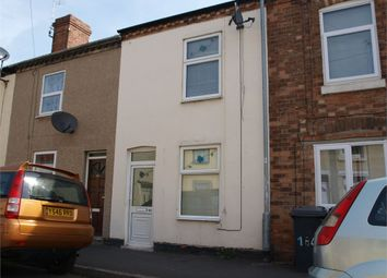 Thumbnail 2 bed terraced house for sale in Thornley Street, Burton-On-Trent, Staffordshire