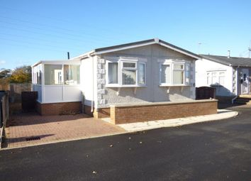 Thumbnail 2 bedroom mobile/park home for sale in Borrans Lane, Middleton