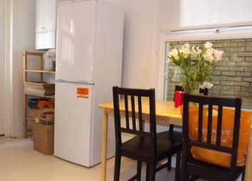Thumbnail 1 bed flat to rent in Tregothnan Road, London