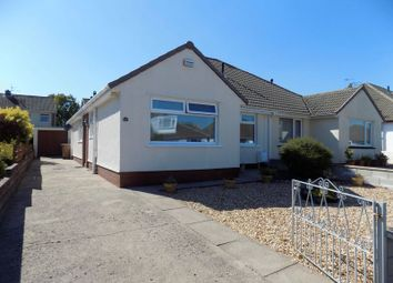 Thumbnail 3 bed bungalow for sale in Brookside Crescent, Caerphilly