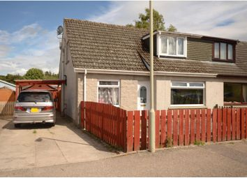 Thumbnail 3 bed semi-detached house for sale in Ordview Road, Nairn