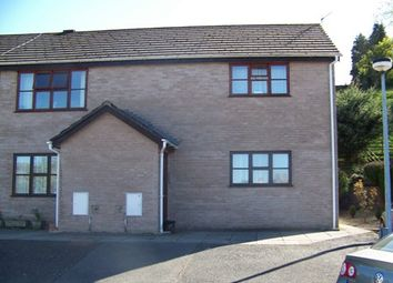 Thumbnail 2 bed flat to rent in Oakwood Close, Builth Wells