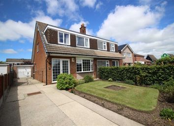Thumbnail 3 bed semi-detached house for sale in Compton Green, Fulwood, Preston