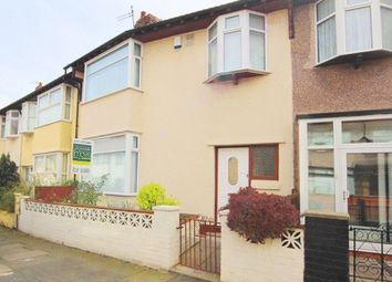 Thumbnail 3 bed terraced house for sale in Portelet Road, Old Swan, Liverpool