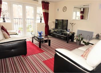 Thumbnail 2 bedroom flat for sale in Cowslip Meadow, Draycott